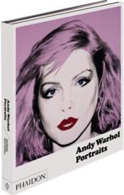 Andy warhol portraits - Couverture - Format classique