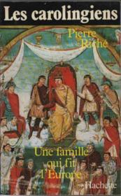 Les Carolingiens - Couverture - Format classique