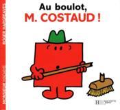 Au boulot, Monsieur Costaud ! - Couverture - Format classique