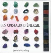 Les cristaux d'énergie (4e édition) - Couverture - Format classique