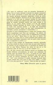 Séraphîta - 4ème de couverture - Format classique