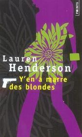 Y'En A Marre Des Blondes - Intérieur - Format classique