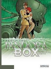 Pandora box t.6 ; l'envie - Intérieur - Format classique