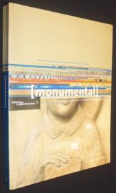 MONUMENTAL ; dossier Notre-Dame de Paris (édition 2000) - Couverture - Format classique