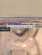 MONUMENTAL ; dossier Notre-Dame de Paris (édition 2000) - Intérieur - Format classique