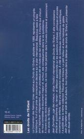 Les droits de l'enfant douze recits pour ne pas s'endormir - 4ème de couverture - Format classique