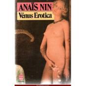 Venus erotica - Couverture - Format classique
