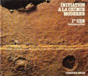 La Chimie Moderne - Couverture - Format classique