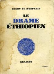 Le Drame Ethiopien. - Couverture - Format classique