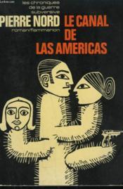 Le Canal De Las Americas. - Couverture - Format classique