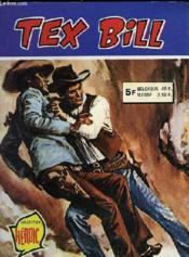 Tex Bill - Couverture - Format classique