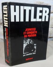 Hitler, tome I : Jeunesse et conquête du pouvoir 1889-1933. - Couverture - Format classique