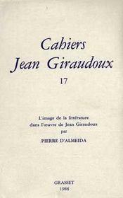 Cahiers Jean Giraudoux t.17 - Intérieur - Format classique