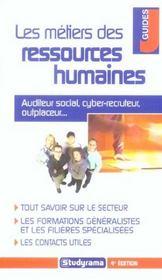 Metiers des ressources humaines (les) (4e édition) - Intérieur - Format classique