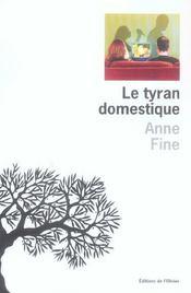 Le tyran domestique - Intérieur - Format classique