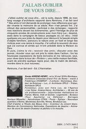 Villele Village Reunionnais Histoire D'Un Ancien Camp D - 4ème de couverture - Format classique
