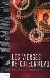Les vierges de Kotelnikovo - Couverture - Format classique