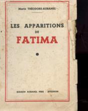 Les Apparitions De Fatima - Couverture - Format classique