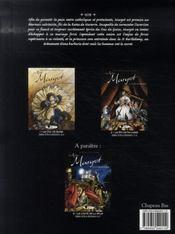 La reine margot t.2 ; le roi de navarre - 4ème de couverture - Format classique