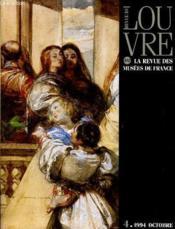 La Revue Louvre, La Revue Des Musees De France N°4 - Couverture - Format classique