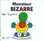 Monsieur Bizarre - Couverture - Format classique