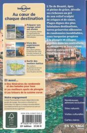 Corse (15e édition) - 4ème de couverture - Format classique