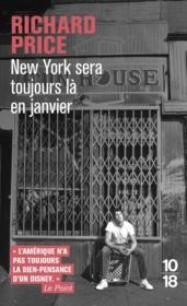 New York sera toujours là en janvier - Couverture - Format classique