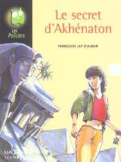 Le Secret D'Akhenaton - Couverture - Format classique