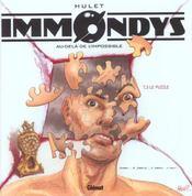 Immondys t.3 ; le puzzle - Intérieur - Format classique