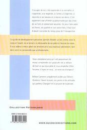 Occupez-Vous De Vous ! - 4ème de couverture - Format classique