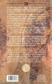 Le Secret De Victorina - 4ème de couverture - Format classique
