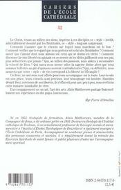 Conduits Par L'Esprit Saint N52 - Accompagnement Spirituel - 4ème de couverture - Format classique
