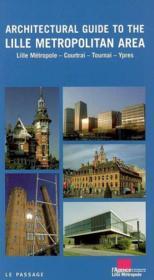 Guide historique et architectural de lille (anglais) - Couverture - Format classique
