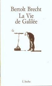 La vie de Galilée - Intérieur - Format classique