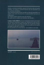 Les Rivages De La Folie - 4ème de couverture - Format classique