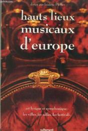 Hauts Lieux Musicaux - Couverture - Format classique