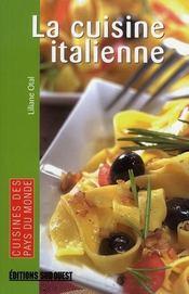 La cuisine italienne - Intérieur - Format classique