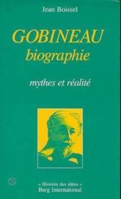 Gobineau Biographie - Couverture - Format classique