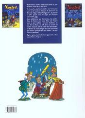 Les prédictions de Nostra t.2 ; signes désastrologiques - 4ème de couverture - Format classique