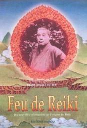 Feu de reiki - Couverture - Format classique