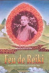 Feu de reiki - Intérieur - Format classique