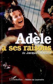 Adèle a ses raisons - Intérieur - Format classique