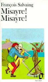 Misayre !, misayre ! - Couverture - Format classique