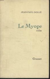 Le Myope. - Couverture - Format classique