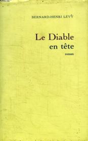 Le Diable En Tete. - Couverture - Format classique