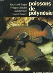 Poissons De Polynesie - Couverture - Format classique