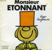 Monsieur Etonnant - Couverture - Format classique
