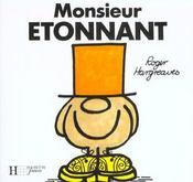 Monsieur Etonnant - Intérieur - Format classique