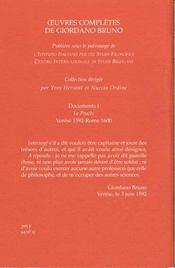 Proces de g.bruno/t8 documents t1 (le) - 4ème de couverture - Format classique