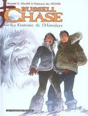 Russell Chase T.2 ; Le Fantôme De L'Himalaya - Intérieur - Format classique